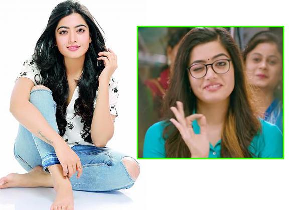 Rashmika Mandanna Is The Star In Rajamouli's RRR-Rajamouli Ram Charan RRR Casting