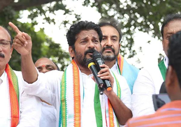 Revanth Reddy Sensational Comments On KCR-Electons In Telangana Kcr Mahakutami Revanth Trs