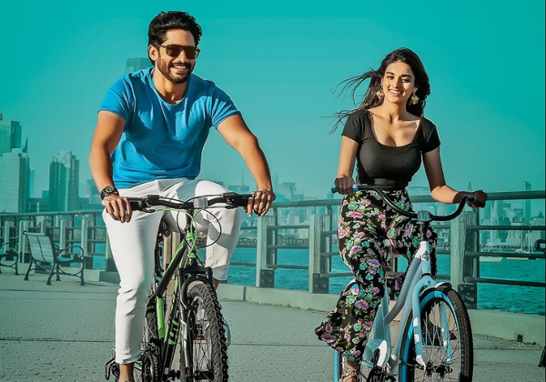 Savyasachi Movie Weekend Collections-
