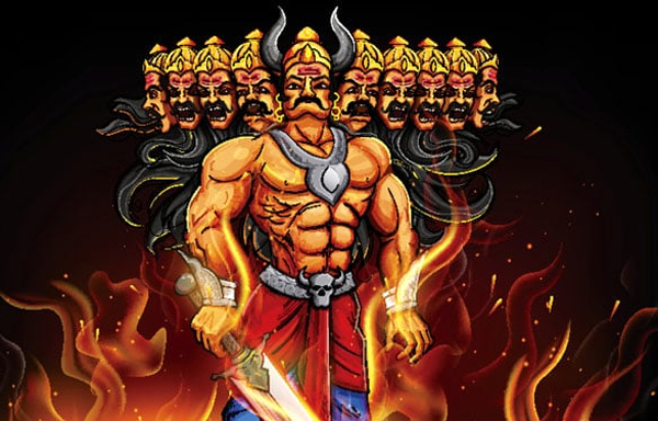 Six Desires Of Ravana Which Will Stun You-Hindu Epic Ramayana Human Blood To Be White