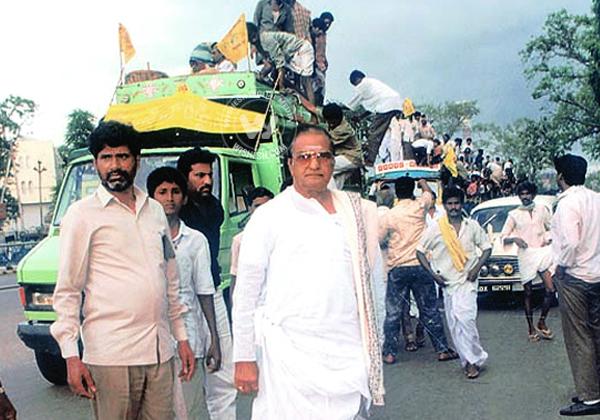 Sr NTR Suspends Chandrababu Naidu From TDP Party In 1995-Sr Chandra Babu