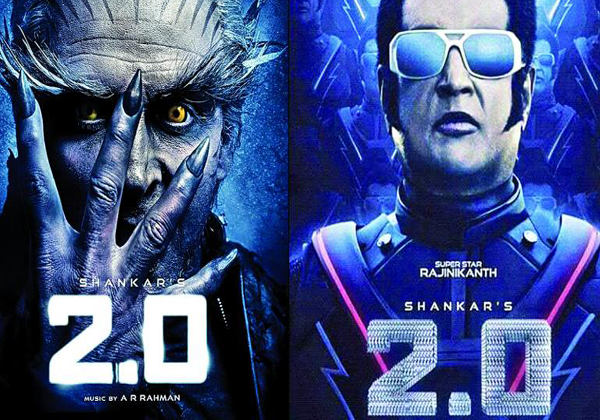 The 2.0 Movie Un Known Facts-