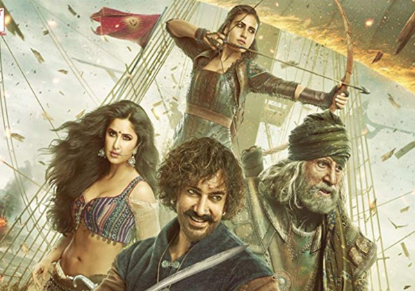 Thugs Of Hindustan Movie Gets Huge Collection For This Deepawali-