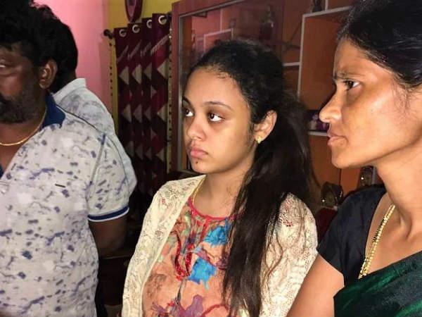 Twist In Pranay Wife Amrutha Home-