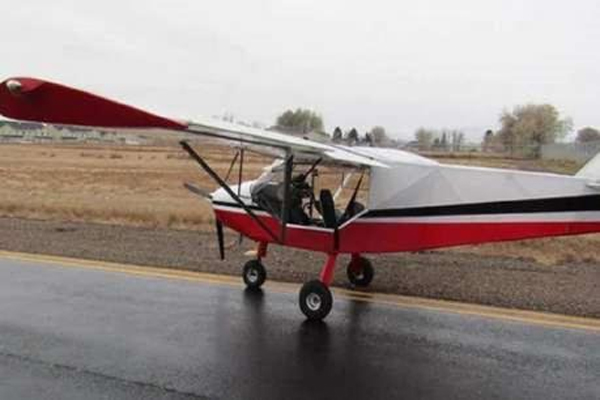 Two Teens Steal PLANE And Fly For More Than 60 Miles-Steal Plane Thanksgiving Day Two Vernal Regional Airport