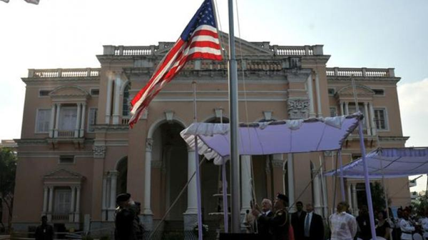 U.S. Consulate General Hyderabad History-U.S.