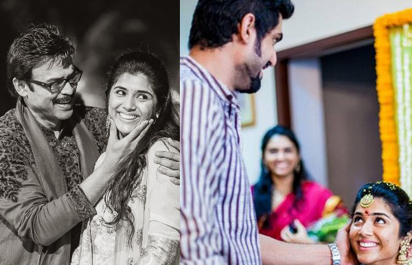 Venkatesh Daughter Ashritha Marriage Date Fixed-