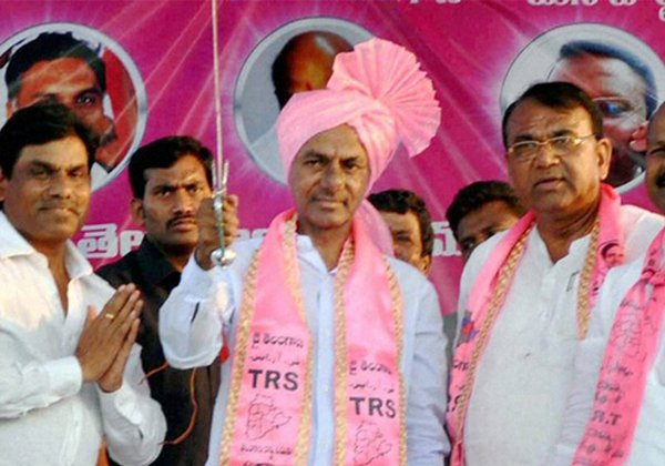 What Is The Reason For KCR Fires On Kodandaram-