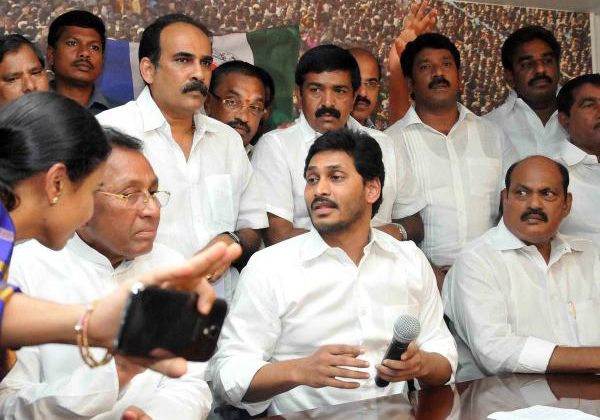 YCP MLAs Going To Resign AP Assembly-