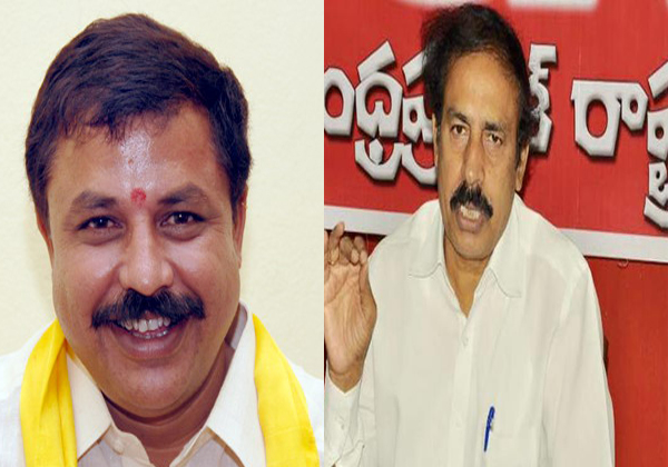 Communist Leaders Demands Arrest Chintamaneni Prabhakar-