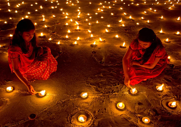 Deepavali Festivals Chicago-NRI Telugu NRI News Updates