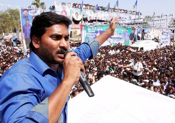 Ysrcp Away From Telangana Elections-
