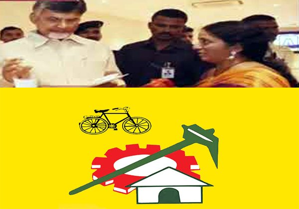 KCR Daughter Join To TDP-