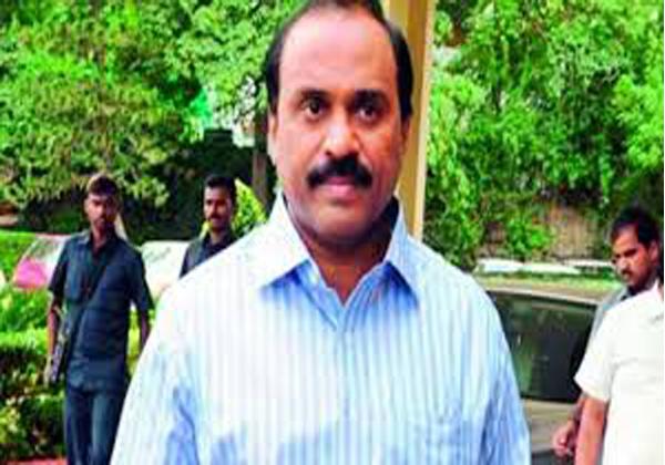 The Police Surrendered To Janardhana Reddy-