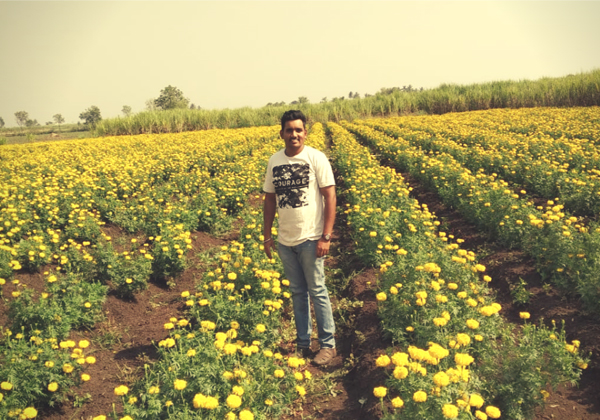 A Software Engineer As Farmer  He Now Earns 20 Lakh-Engineer Anup Viral About Formar Viral In Social Media