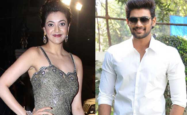 Bellamkonda Next Movie With Kajal Agarwal-Bellamkonda Agarwal