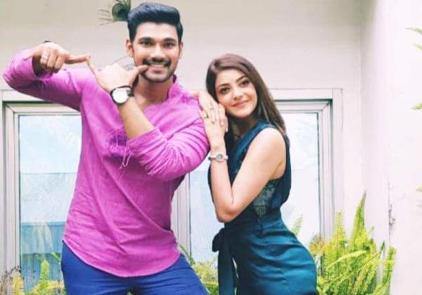 Bellamkonda Next Movie With Kajal Agarwal-Kajal Agarwal
