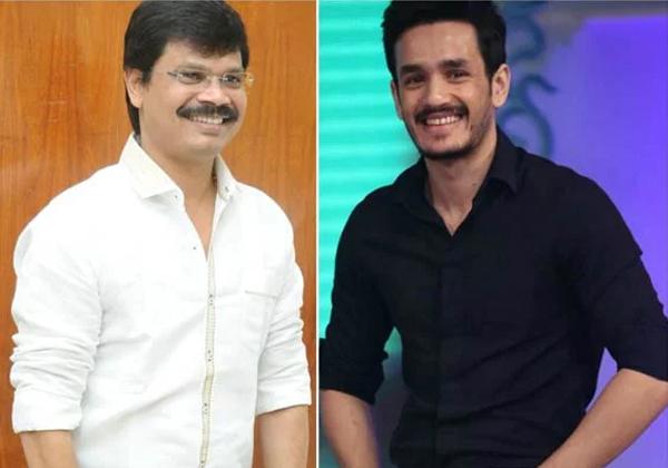 Boyapati Srinu Movie Fixed With Akkineni Akhil-Akkineni Akhil Next