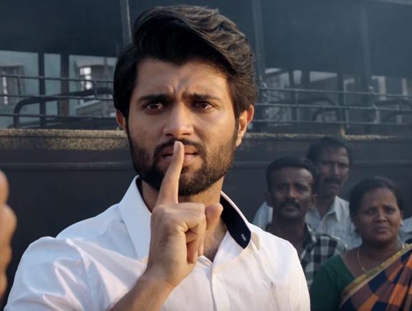 Election Commission Brand Ambassador Vijay Where He Voted-Nota Movie Hero Vote Telangana Vijay Devarakonda
