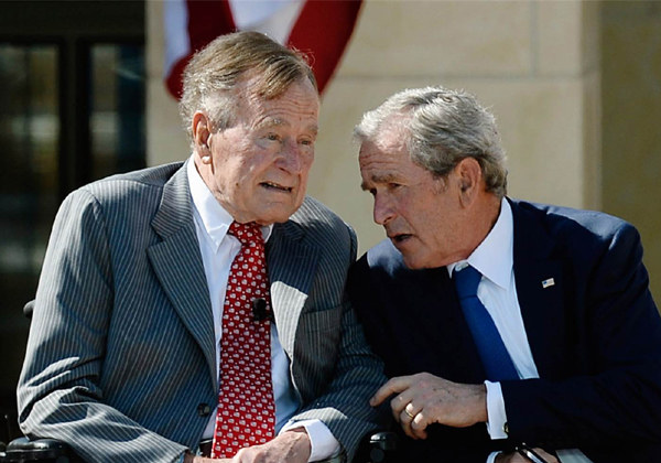 George Herbert Walker Bush Was No More-Hw Nri Telugu Nri News Updates