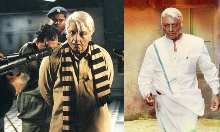 ఇండియన్ 2 కోసం గోల్డెన్ సెట్.. ఇండియన్ సినీ ఇండస్ట్రీలో మొదటిసారి