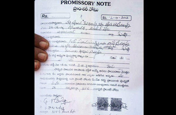 How To Write A Promissory Note-Promises Pay Promissory Note Writing Steps