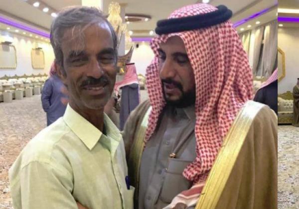Indian Worker Gets Royal Farewell From His Saudi Owner-Medho Piriyan NRI Soudi Telugu News Updates