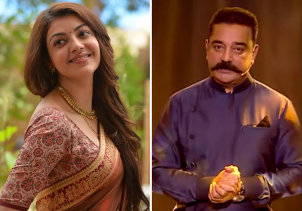Kajal Says Ok To Director Shankar Movie For Indian 2-Indian 2 Agarwal Kamal Haasan Viral About
