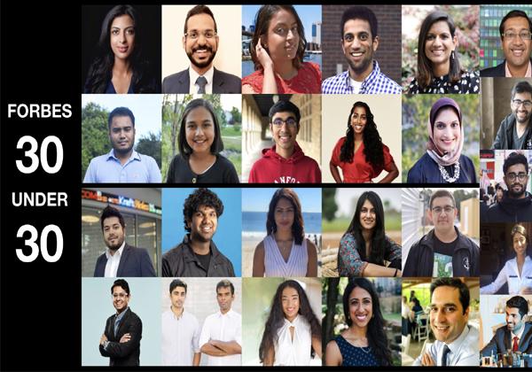 Meghana Bollimpalli Gets Place In Forbes 30 Under List-Meghana NRI Telugu News Updates