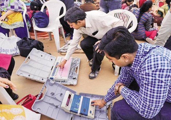 Polling Agents For Telangana Booths-Polling Telangana Elections Booths