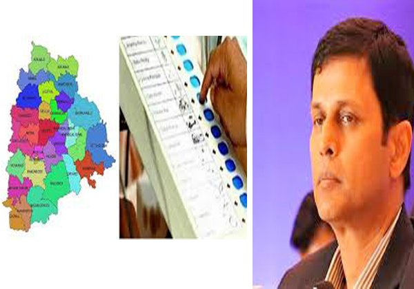 Telangana Electoral Officer Rajat Kumar  Apologized To The Voters-
