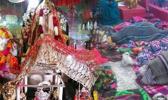 Simsa Mata Temple Is A Famous Hindu Temple- Telugu Devotional Bhakthi(తెలుగు భక్తి ) Simsa Mata Temple Is A Famous Hindu Temple--Simsa Mata Temple Is A Famous Hindu Temple-
