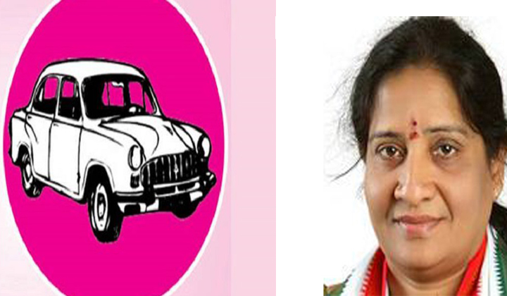 Congress Mlc Akula Lalitha Try To Join Trs Party--Congress Mlc Akula Lalitha Try To Join Trs Party-