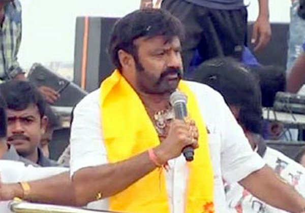 Complaint To The Election Commission Over Balakrishna-