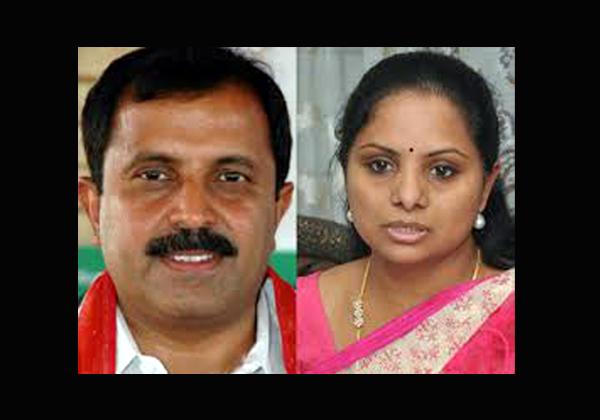 Mp Kavitha Send To Legal Notice From Madhu Yashki-