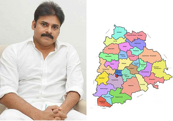Pawan Said He Would Support Any Party In Telangana-