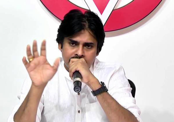 Janasena Cheif Pavan Kalyan Twit On Telangana Elections-