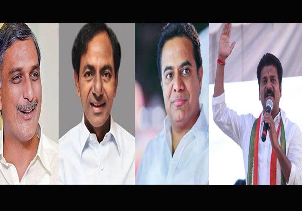Telangana Congress Leader Revanth Reddy Challange To Kcr-