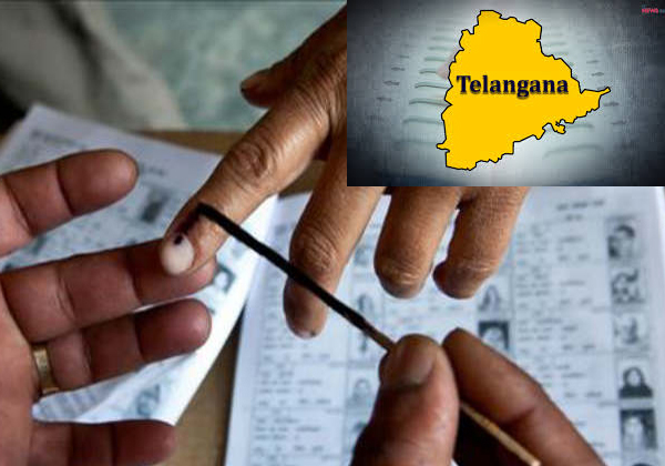 67% Polling In Telangana-