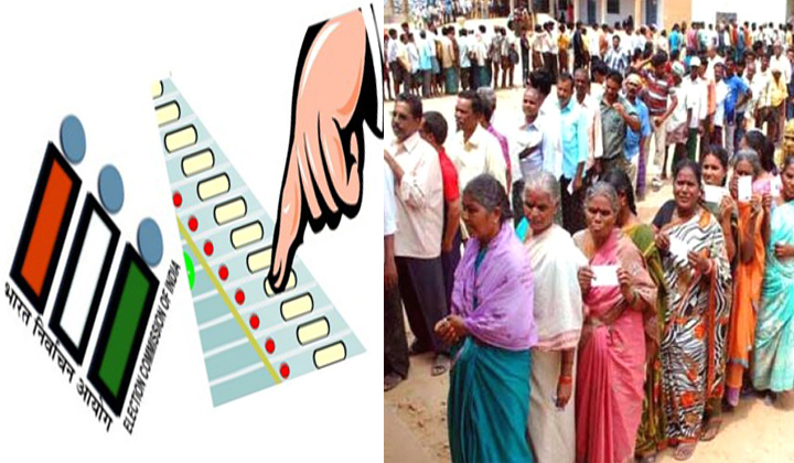 One Villegers Boycott Voting At Telangana Elections--One Villegers Boycott Voting At Telangana Elections-