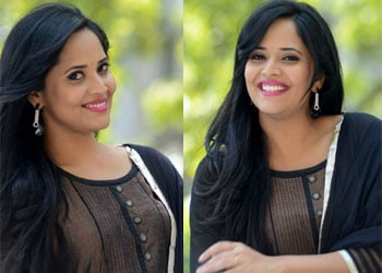 Anasuya Bharadwaj Telugu Telivisio TV Anchors Profile & Biography