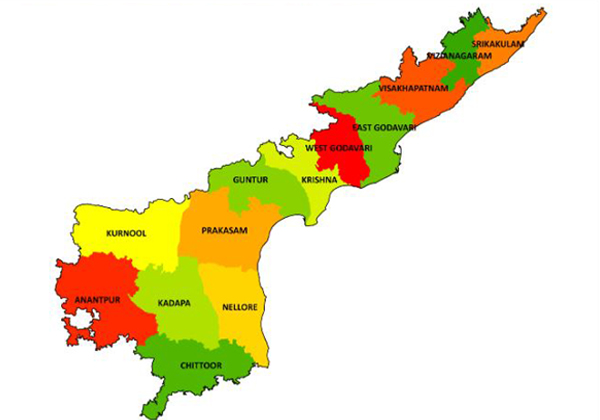 Ap Will Be Built With 25 Districts Says Ys Jagan-
