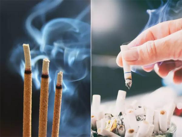 Agarbatti Smoke Is Injurious To Health-Telugu Viral News About