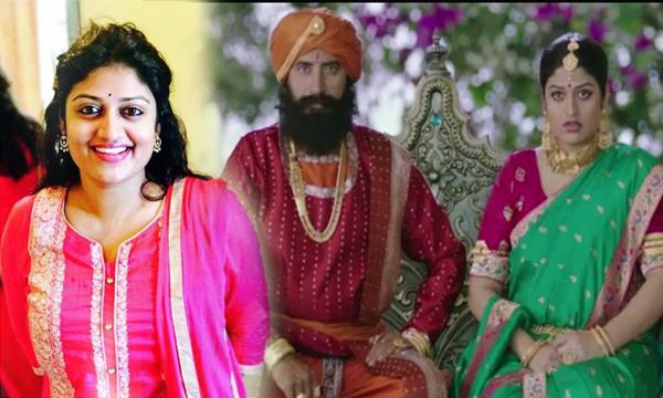 Ashrita Vemuganti AS YS Vijayamma In YSR Biopic Yatra-YS Rajasekhar Reddy Role Yatra