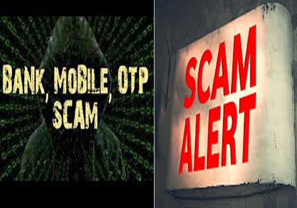 Beware Of Otp Scam-