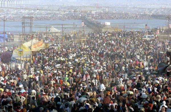 BJP To Spend 5000 Crores On Kumbh Mela-Kumbh Mela 2019 Uttar Pradesh Government