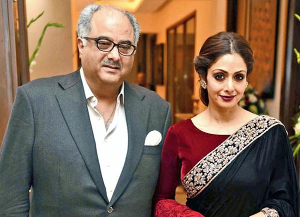 Boney Kapoor Sensational Decision On Sridevi Biopic-Jahnavi Sridevi Biopic Death Mystery Viral About