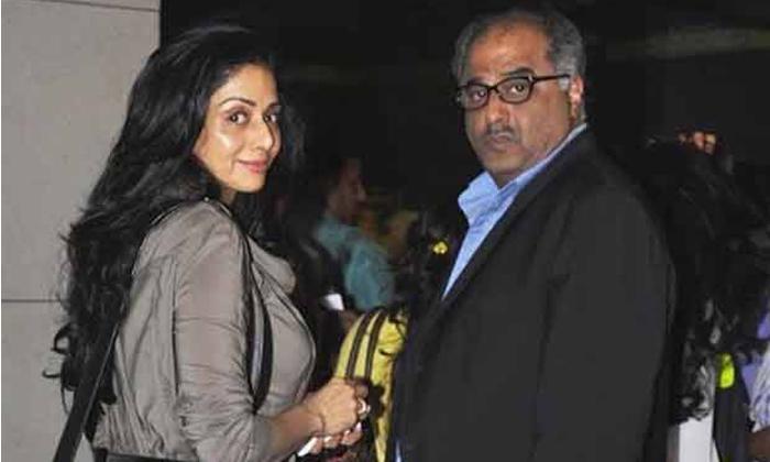 Boney Kapoor Sensational Decision On Sridevi Biopic--Boney Kapoor Sensational Decision On Sridevi Biopic-