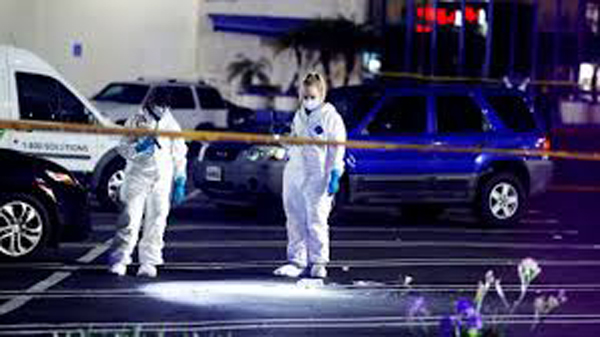 Gun Fire At Global House In America-Nri Telugu Nri News Updates