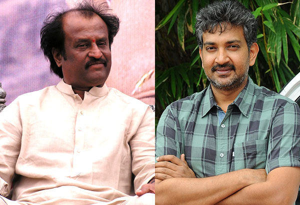 Happy With This News Of Rajamouli And Rajinikanth Combo Is Fixd-Petta Movie Release Date Rajamouli Rajanikanth Next Viral About